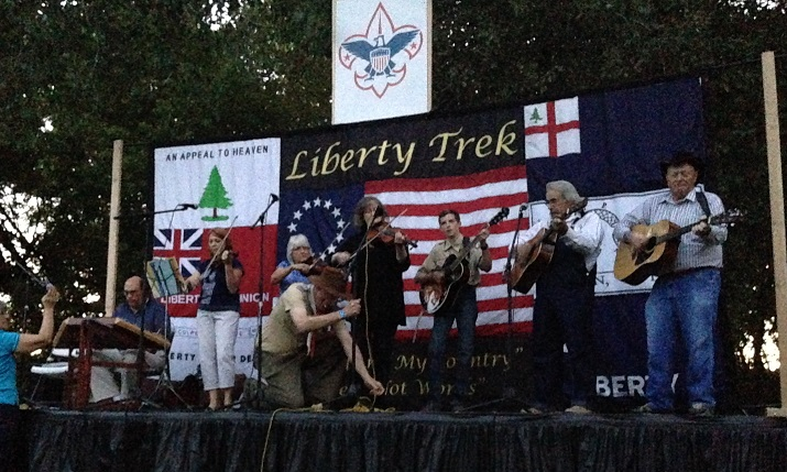 Liberty Trek 2015, Ft Buenaventura
