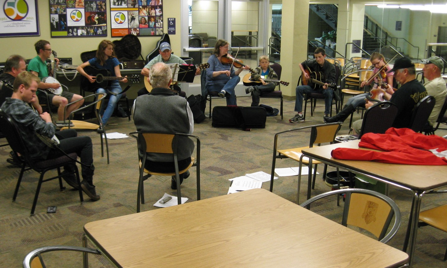 UOTF Pioneer chapter Jam in WSU Lair room, 07 May 2016  IMG_9896
